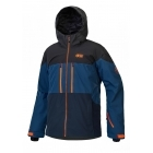 Picture Object Mens Ski Jacket in Indigo
