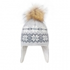 Steffner Malmo Inka Womens Ski Hat In Grey