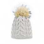 Steffner Cindy Womens Ski Hat In Light Grey