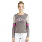 Steffner Alpes D Knitted Top in Brown