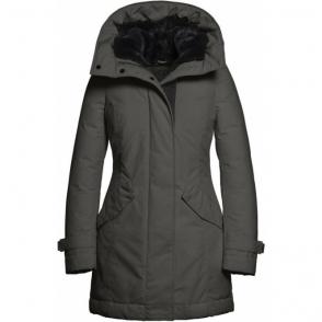 Goldbergh Caccia Parka Womens Winter Coat in Army