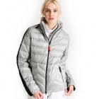 Bogner Danea D Womens Ski Jacket in Silver And Black