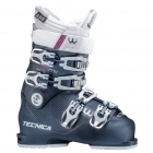 Tecnica Mach1 95 W MV Womens Ski Boot in Night Blue