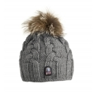 Parajumpers Cable Hat in Grey