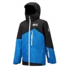 Picture Milo Boys Ski Jacket in Blue