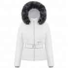 Poivre Blanc Amy Womens Ski Jacket in White