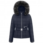 Poivre Blanc Amy Womens Ski Jacket in Gothic Blue
