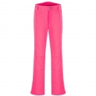 Poivre Blanc Stretch Fitted Ski Pants in Ambrosia Pink