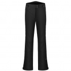Poivre Blanc Stretch Fitted SHORT Leg Ski Pant in Black