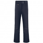 Poivre Blanc Womens Softshell Fitted Ski Pant in Gothic Blue