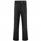 Poivre Blanc Womens Softshell Fitted Ski Pant in Black