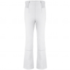 Poivre Blanc Womens Active Softshell Ski Pant in White