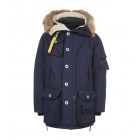 Parajumpers Musher Mens Jacket in Cadet Blue
