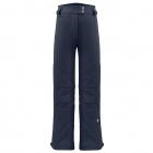 Poivre Blanc Girls Stretch Ski Pants in Gothic Blue