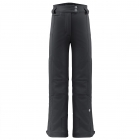 Poivre Blanc Girls Stretch Ski Pants in Black