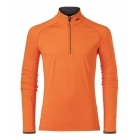 Kjus Feel 1/2 Mens Baselayer in Orange