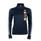 M Miller Racer Womens Baselayer Top in Navy