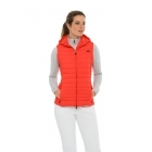Kjus Macuna Insulation Womens Vest in Fiery Red