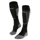 Falke SK4 Mens Ski Socks in Black Mix