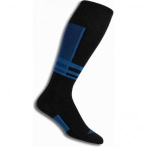 Thorlos S1TOU Ultra Thin Ski Sock In Laser Blue