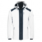 Bogner Hank Mens Ski Jacket in White