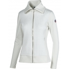Fusalp Myrtille Full Zip Womens Midlayer in White