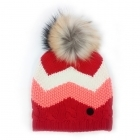 Bogner Angelina Womens Hat in Red