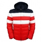 Bogner Tim D Mens Ski Jacket in Multi Stripe
