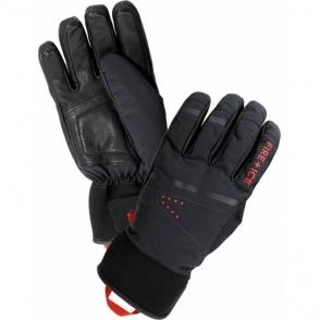 Bogner Maik Mens Ski Glove in Black