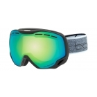 Bolle Emperor Ski Google in Matte Black Tree With Phantom Green