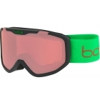 Bolle Rocket Jr Ski Goggle Matte Black Bear With Vermillon Lens
