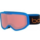 Bolle Inuk Kids Ski Goggle Matte Blue Animals With Vermillon Lens