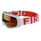 Bogner Fire + Ice Snow Goggles in White