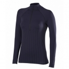 Falke Act 2 Womens Midlayer Top in Black