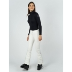 Fusalp Tipi II Womens Ski Pant in White