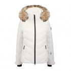 Bogner Sassy D Womens Ski Jacket in White