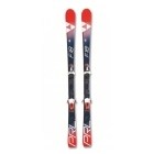 Fischer Progressor F18 With RS 11 Powerrail Ski