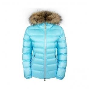 Bogner Kiki D Womens Ski Jacket in Turquoise
