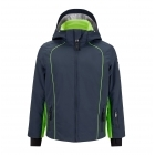 Bogner Linos2 Boys Ski Jacket in Navy