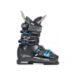 Fischer My Curv 110 Vacuum Full Fit Womens Ski Boot in Black