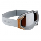 Bogner Snow Goggles Just B Bamboo in Silver