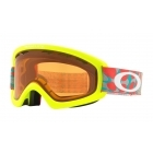 Oakley O2 XS OctoFlow Retina Red with Persimmon Lens