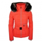 Poivre Blanc Amy Womens Ski Jacket in Nectar Orange