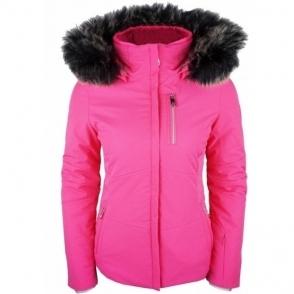 Poivre Blanc Ada Womens Ski Jacket in Ambrosia Pink