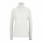 Bogner Gisa Womens Knit Midlayer in Cream