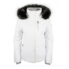 Poivre Blanc Ada Womens Ski Jacket in White