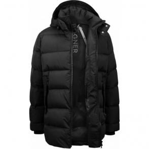 Bogner Gavin D Mens Winter Coat in Black