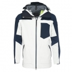 Bogner Baxter Mens Ski Jacket in Cement and Navy