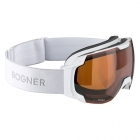 Bogner Snow Goggles Just B Sonar in White