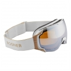 Bogner Snow Goggles Just B Bamboo in White